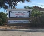 American GI Forum Village II, Lakeside, TX