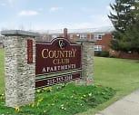 Country Club Apartments, St Frances Cabrini School, Fairless Hills, PA