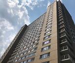 Paulus Hook Towers Apartments, Cornelia F Bradford School   Ps 16, Jersey City, NJ