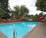 Pool, The Oswegan Apartments