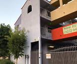 Pan House, Florence Nightingale Middle School, Los Angeles, CA