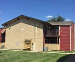 Spanish Pueblo, Francisco F Pancho Medrano Middle School, Dallas, TX