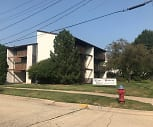 Clifton Place Apartments, Peoria, IL