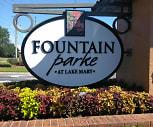 Fountain Parke Townhouses, Lake Mary, FL