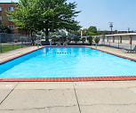 Mayland Towers Apartments, Mayfield Middle School, Mayfield Heights, OH