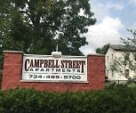 Campbell Street, Southe Pointe Charter School Academy, Ypsilanti, MI