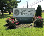Parkway Terrace Apartments, 38801, MS