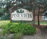 Pineview Apartments, Birch Lake Elementary School, White Bear Lake, MN