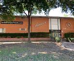 Swissaire Apartments, Ignacio Zaragoza Elementary School, Dallas, TX