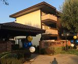 Del Medio Park, Ardis G Egan Junior High School, Los Altos, CA