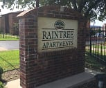 Raintree Apartments, Lamar Middle School, Temple, TX