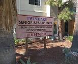 Twin Oaks Senior, 91214, CA
