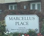 Marcellus Place, Reidsville Middle School, Reidsville, NC