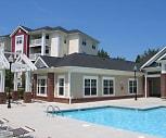 Pool, South Oak Crossing Apartments