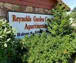 Reynolds Garden Court Apartments, Salish Ponds Elementary School, Fairview, OR