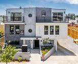 Romaine St Luxury Townhomes, Helen Bernstein Senior High School, Hollywood, CA