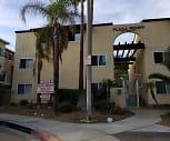 Plaza Woods Apartments, Rancho Alamitos High School, Garden Grove, CA