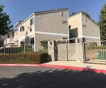 Park San Dimas Senior Apartments, Shull Elementary School, San Dimas, CA