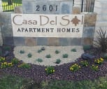 Community Signage, Casa Del Sol