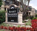 Sunset Shadows, Briarforest, Houston, TX