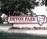 Devon Park Apartments, Addams Elementary School, Royal Oak, MI
