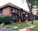 Woodside Village Apartments, St Mary Elementary School, Rockwood, MI