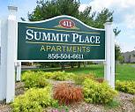 Community Signage, Summit Place