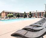Pool, Hillcrest Apartments & Oakwood Townhomes