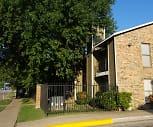 Town View Apartments, Frank Guzick Elementary School, Dallas, TX