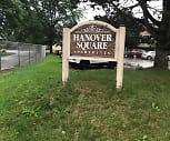 Hanover Square Apartments, St Francis Borgia School, Cedarburg, WI