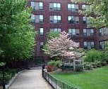 Berger Apartments, Yale Bowl, New Haven, CT