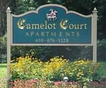 Camelot Court Apartments, Coebourn Elementary School, Brookhaven, PA