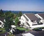 Squires Court, Marylhurst University, OR