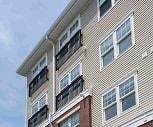 Hudson House Apartments, Jackson Main Elementary School, Hempstead, NY