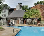 Pool, Post Oak