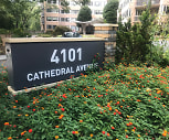 Cathedral Ave Coop, Cathedral Heights, Washington, DC