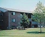 Exterior, Greenfield Apartments