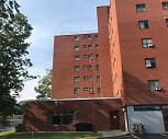 Skyline Apartments, North Elementary School, Watertown, NY