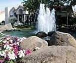 Fountain, Pacific Bay Club