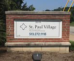St Paul Village, Milford, OH