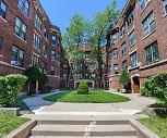 1125 Davis Street, Dewey Elementary School, Evanston, IL