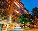 Connecticut Park Apartments, Cleveland Park Metro Station - WMATA, Washington, DC