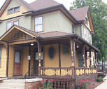 Washington Dunbar Homes, Dickinson Intermediate Fine Arts Academy, South Bend, IN