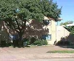 Luau Apartments, Perkins School of Theology, TX