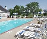 Pool, Alden Pond Townhomes