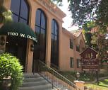 Olive Court, Walt Disney Elementary School, Burbank, CA