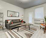 Union Park Apartments, Eastern Washington University, WA