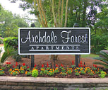 Archdale Forest, 29418, SC