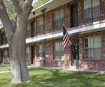 The Virginian Apartments, Grant Middle School, Albuquerque, NM