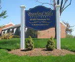 Community Signage, Branford Hills Apartments